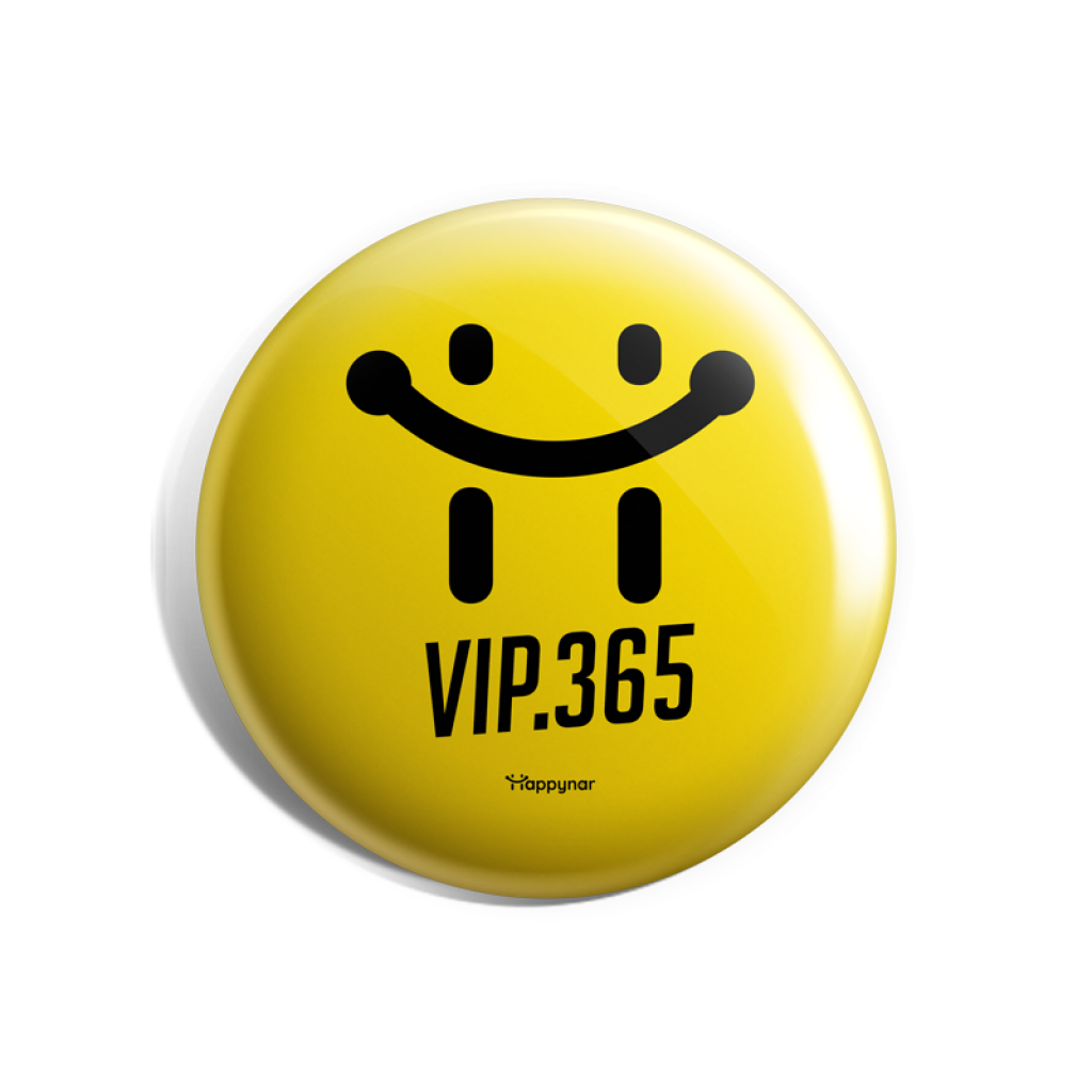 C HAPPY VIP PASS