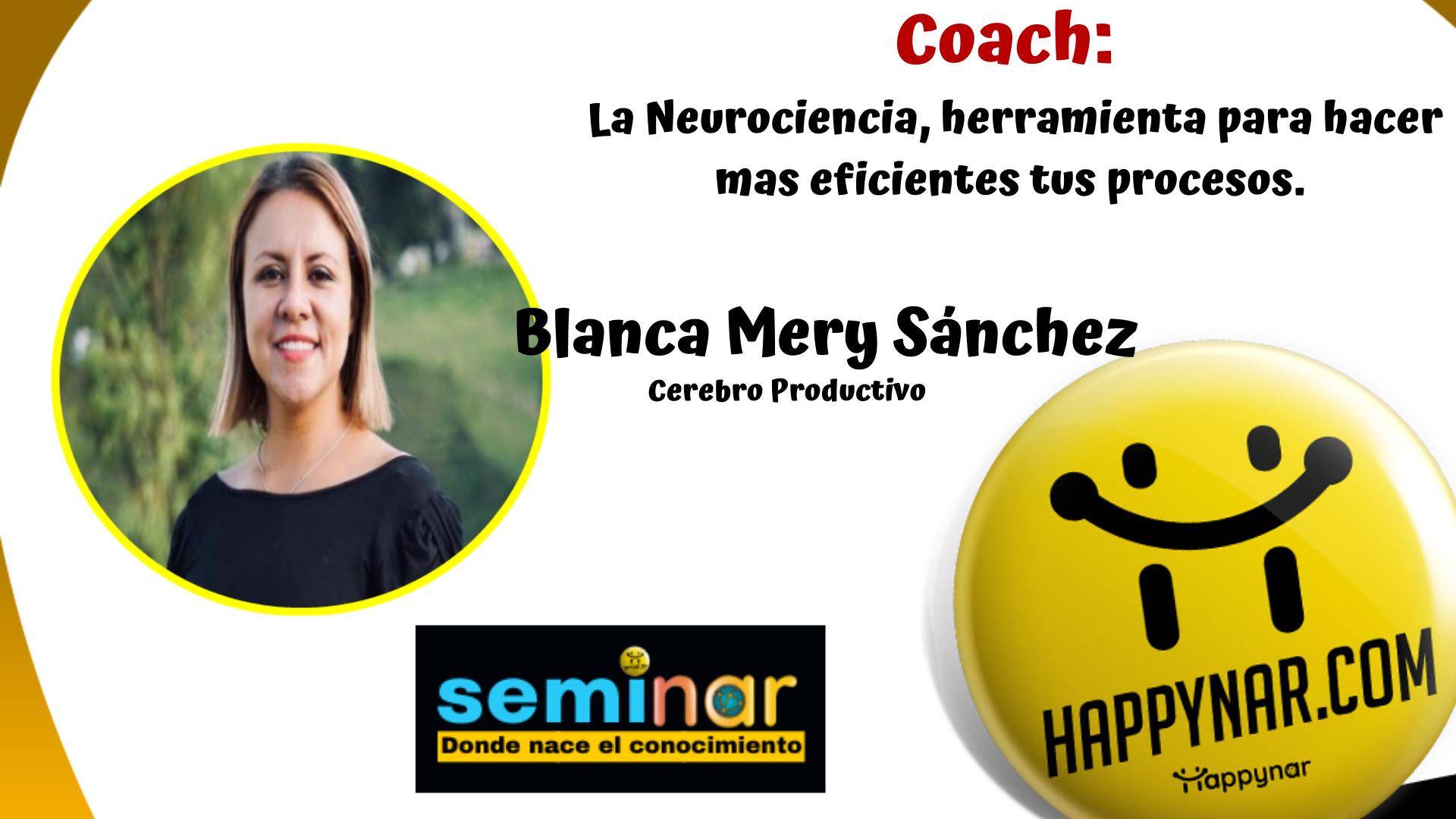 Blanca Mery Sánchez - Col