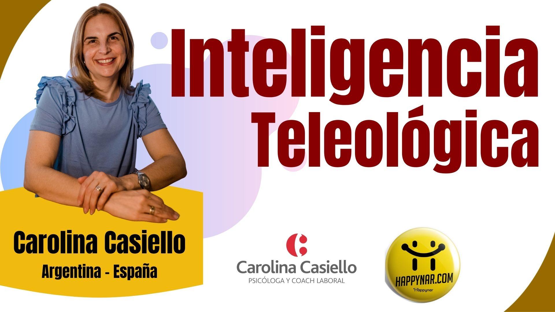 Inteligencia Teleológica