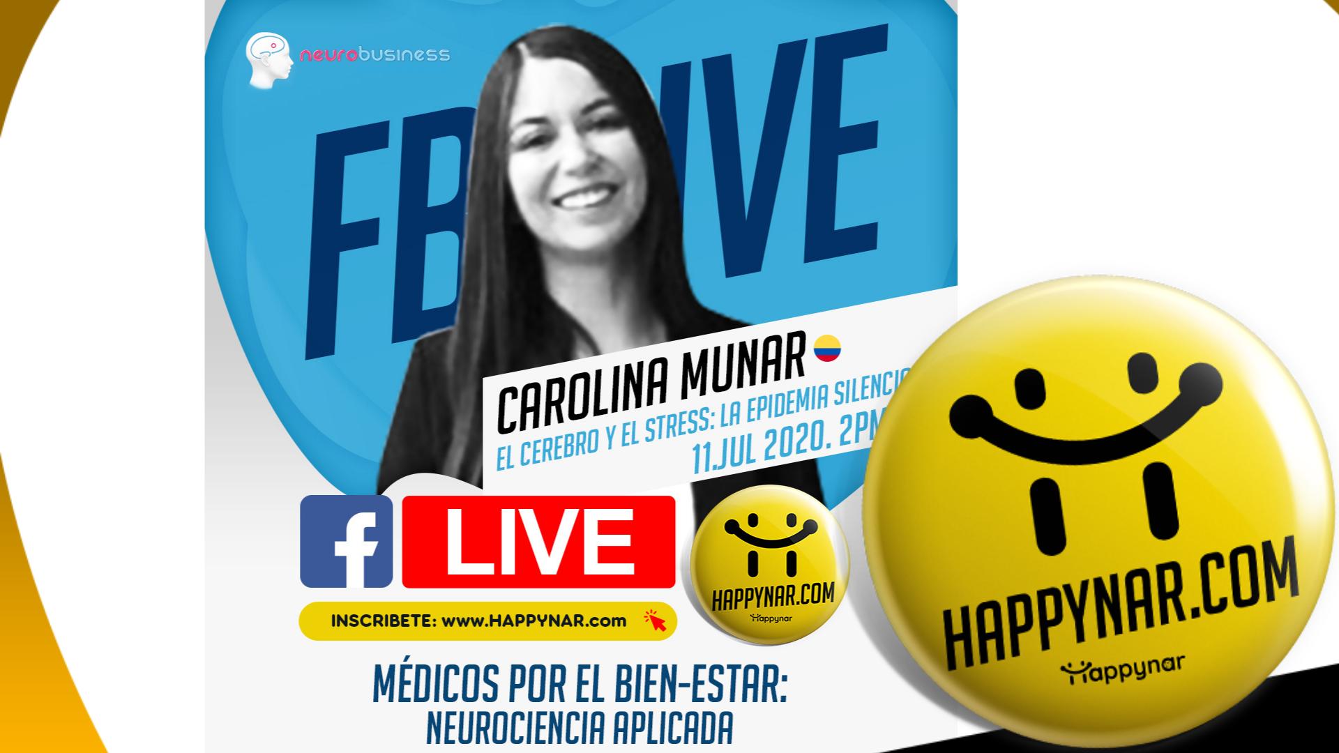 Médica Carolina Munar (Col.)