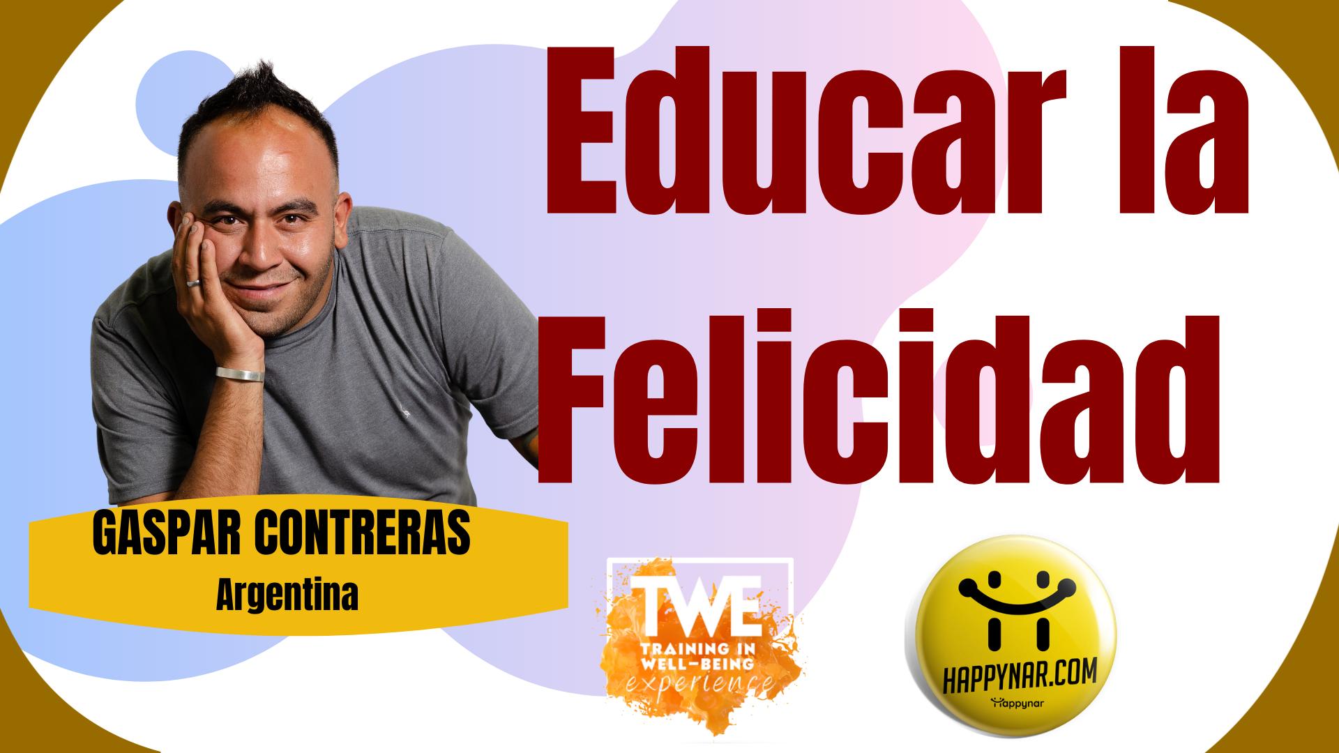Educar la Felicidad
