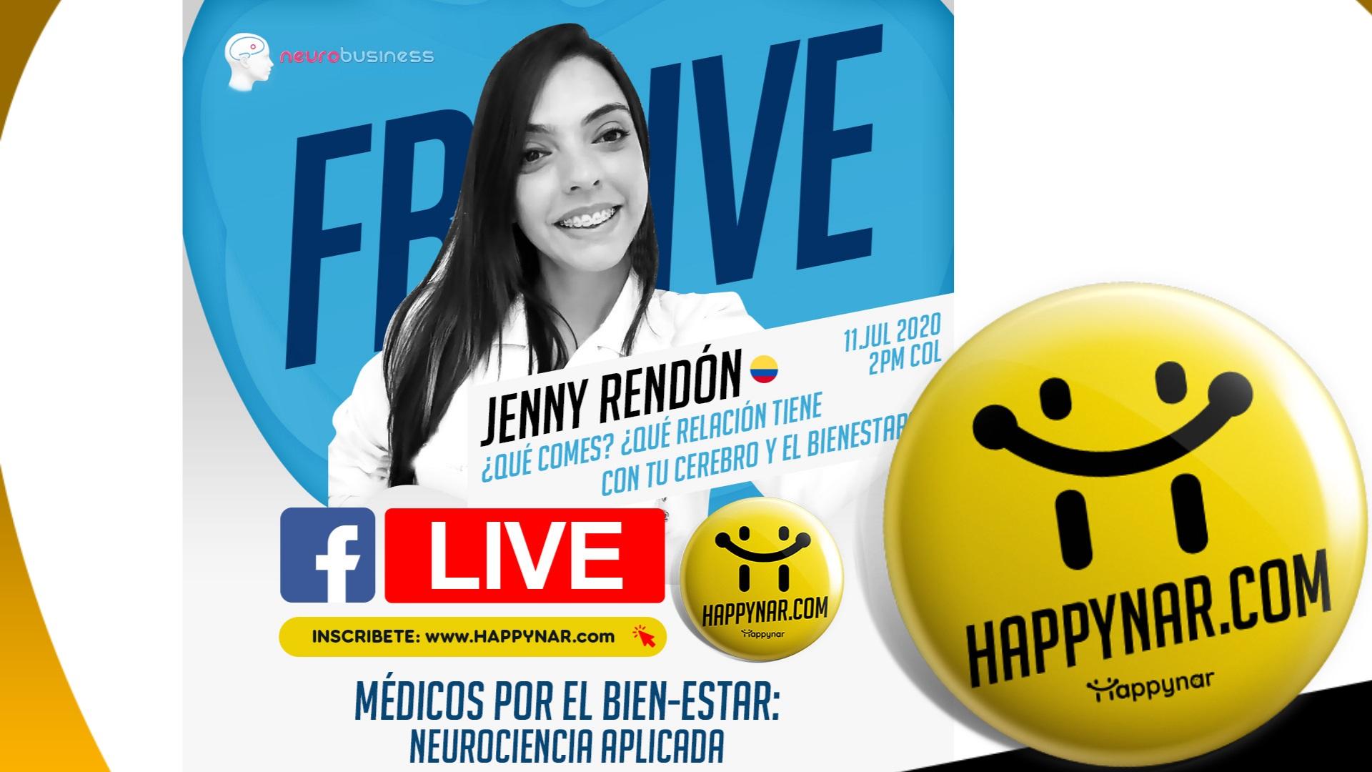 Médica Jenny Rendon (Col.)