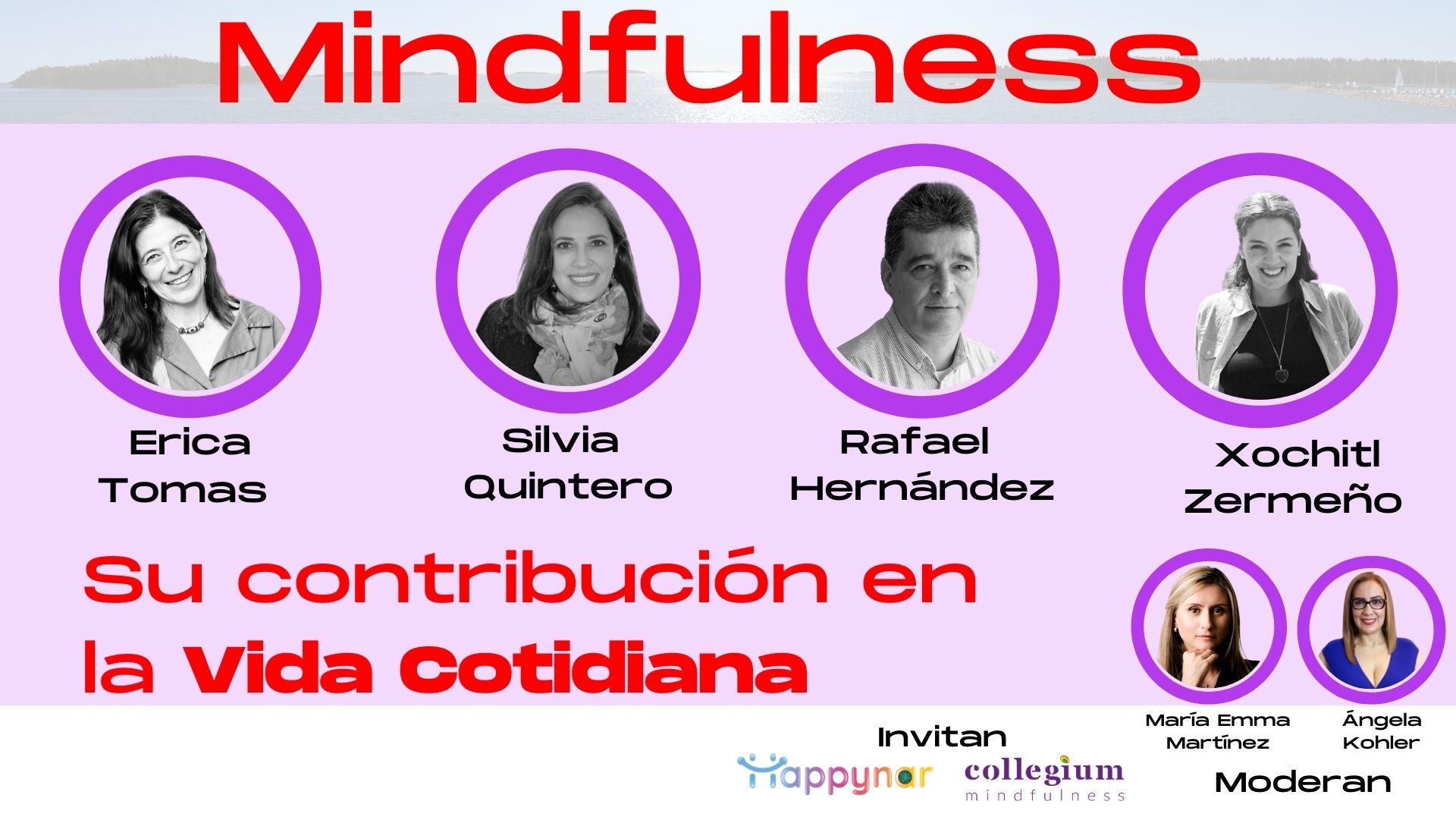 Mindfulness y Vida Cotidiana